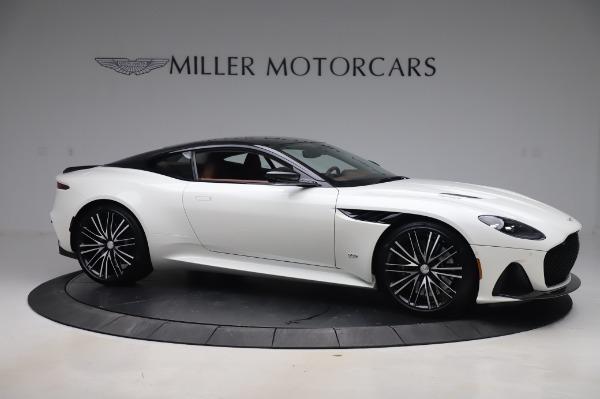 New 2020 Aston Martin DBS Superleggera for sale $337,686 at Pagani of Greenwich in Greenwich CT 06830 11
