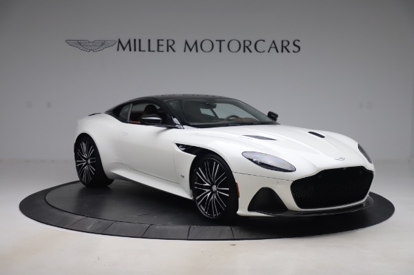 New 2020 Aston Martin DBS Superleggera Coupe for sale $337,686 at Pagani of Greenwich in Greenwich CT 06830 12