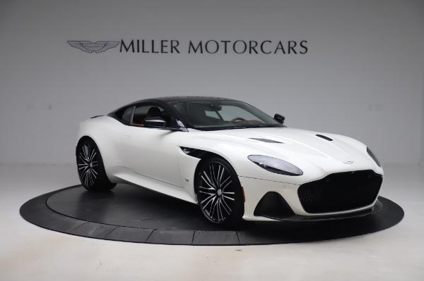 New 2020 Aston Martin DBS Superleggera for sale $337,686 at Pagani of Greenwich in Greenwich CT 06830 12