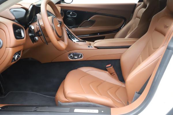 New 2020 Aston Martin DBS Superleggera for sale $337,686 at Pagani of Greenwich in Greenwich CT 06830 14