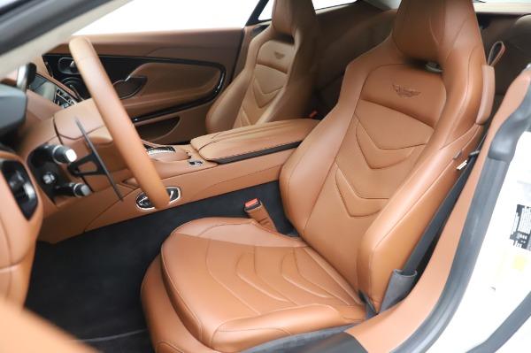 New 2020 Aston Martin DBS Superleggera for sale $337,686 at Pagani of Greenwich in Greenwich CT 06830 15