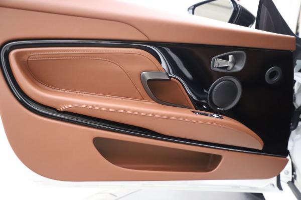 Used 2020 Aston Martin DBS Superleggera for sale $299,990 at Pagani of Greenwich in Greenwich CT 06830 17