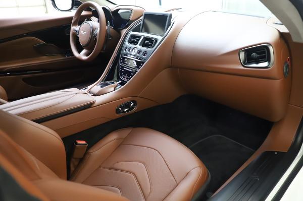Used 2020 Aston Martin DBS Superleggera for sale $299,990 at Pagani of Greenwich in Greenwich CT 06830 18