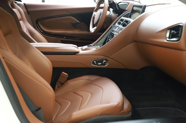 New 2020 Aston Martin DBS Superleggera for sale $337,686 at Pagani of Greenwich in Greenwich CT 06830 19