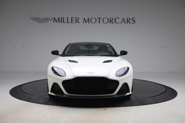 New 2020 Aston Martin DBS Superleggera for sale $337,686 at Pagani of Greenwich in Greenwich CT 06830 2