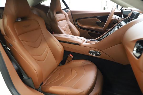 New 2020 Aston Martin DBS Superleggera for sale $337,686 at Pagani of Greenwich in Greenwich CT 06830 20