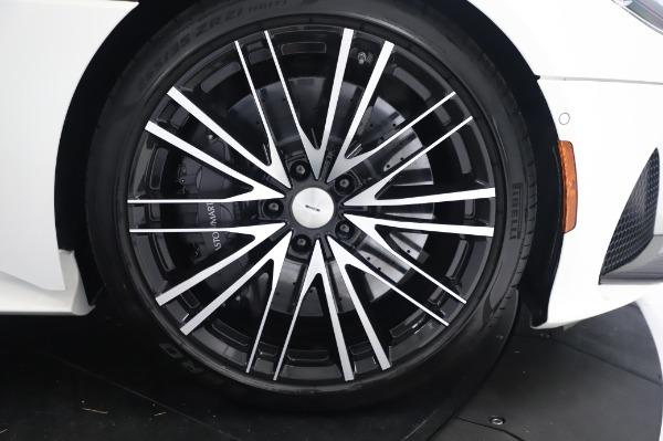 New 2020 Aston Martin DBS Superleggera for sale $337,686 at Pagani of Greenwich in Greenwich CT 06830 23