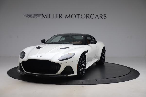 New 2020 Aston Martin DBS Superleggera Coupe for sale $337,686 at Pagani of Greenwich in Greenwich CT 06830 3