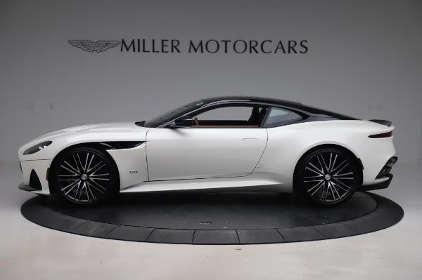 New 2020 Aston Martin DBS Superleggera Coupe for sale $337,686 at Pagani of Greenwich in Greenwich CT 06830 4