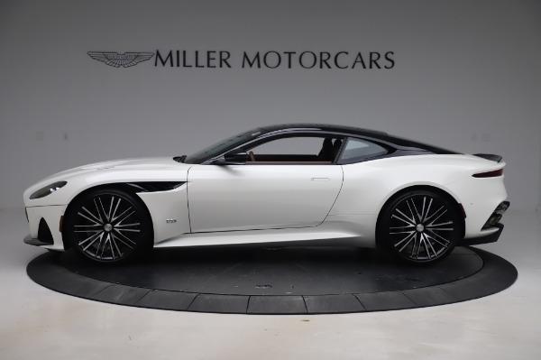 New 2020 Aston Martin DBS Superleggera for sale $337,686 at Pagani of Greenwich in Greenwich CT 06830 4