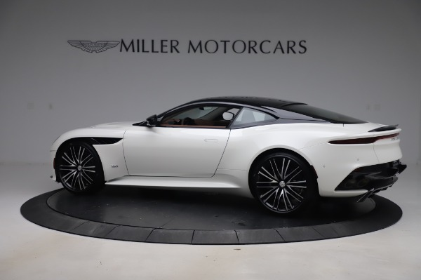 New 2020 Aston Martin DBS Superleggera Coupe for sale $337,686 at Pagani of Greenwich in Greenwich CT 06830 5