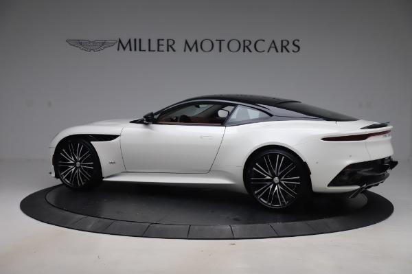 New 2020 Aston Martin DBS Superleggera for sale $337,686 at Pagani of Greenwich in Greenwich CT 06830 5