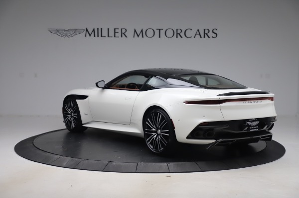 New 2020 Aston Martin DBS Superleggera Coupe for sale $337,686 at Pagani of Greenwich in Greenwich CT 06830 6