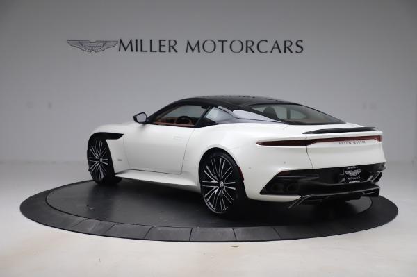 New 2020 Aston Martin DBS Superleggera for sale $337,686 at Pagani of Greenwich in Greenwich CT 06830 6