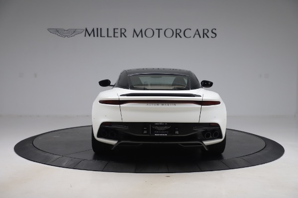 New 2020 Aston Martin DBS Superleggera Coupe for sale $337,686 at Pagani of Greenwich in Greenwich CT 06830 7