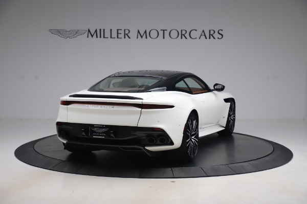 New 2020 Aston Martin DBS Superleggera Coupe for sale $337,686 at Pagani of Greenwich in Greenwich CT 06830 8