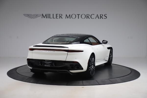 New 2020 Aston Martin DBS Superleggera for sale $337,686 at Pagani of Greenwich in Greenwich CT 06830 8