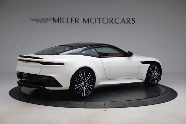 New 2020 Aston Martin DBS Superleggera Coupe for sale $337,686 at Pagani of Greenwich in Greenwich CT 06830 9
