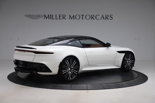 New 2020 Aston Martin DBS Superleggera for sale $337,686 at Pagani of Greenwich in Greenwich CT 06830 9