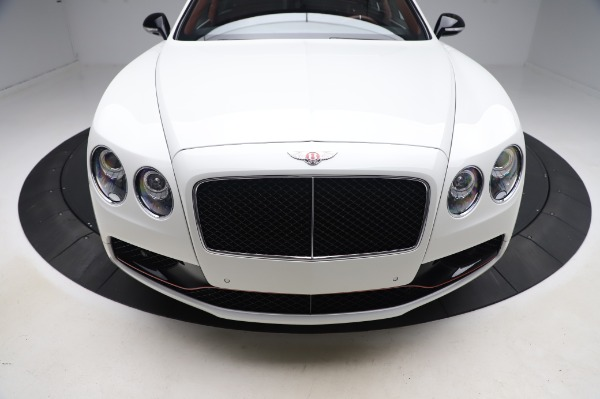 Used 2018 Bentley Flying Spur V8 S for sale $149,900 at Pagani of Greenwich in Greenwich CT 06830 13