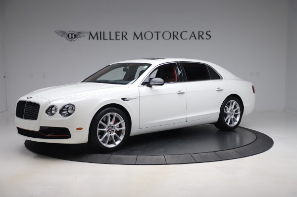 Used 2018 Bentley Flying Spur V8 S for sale $149,900 at Pagani of Greenwich in Greenwich CT 06830 2