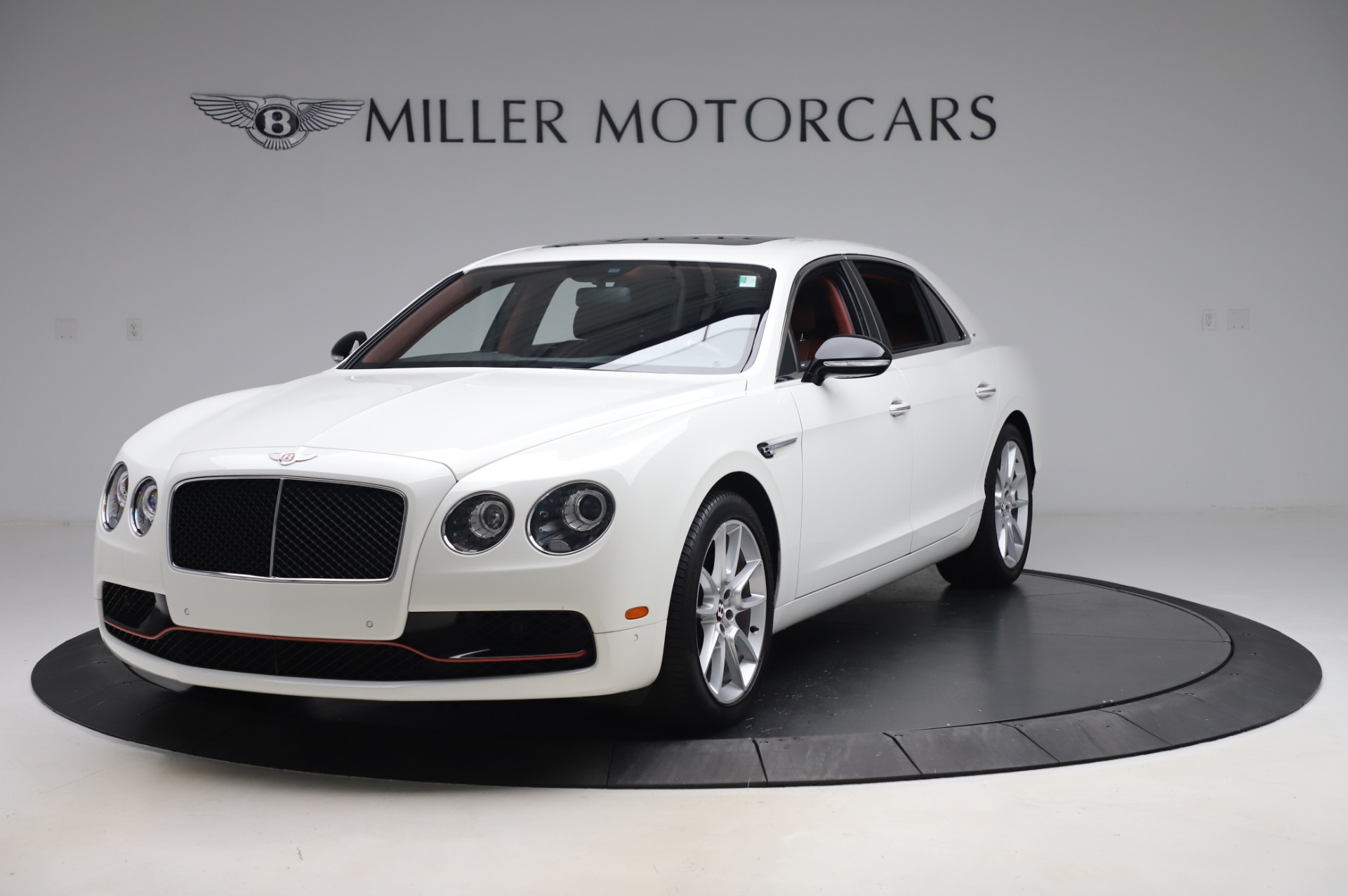 Used 2018 Bentley Flying Spur V8 S for sale $149,900 at Pagani of Greenwich in Greenwich CT 06830 1