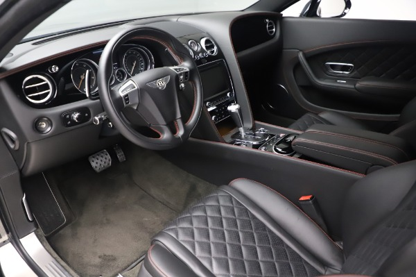 Used 2017 Bentley Continental GT V8 S for sale $133,900 at Pagani of Greenwich in Greenwich CT 06830 15