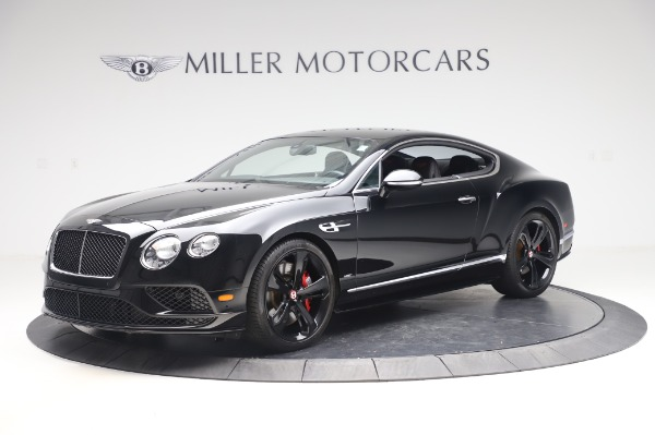 Used 2017 Bentley Continental GT V8 S for sale $133,900 at Pagani of Greenwich in Greenwich CT 06830 2
