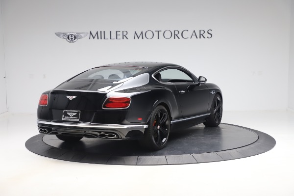 Used 2017 Bentley Continental GT V8 S for sale $133,900 at Pagani of Greenwich in Greenwich CT 06830 6