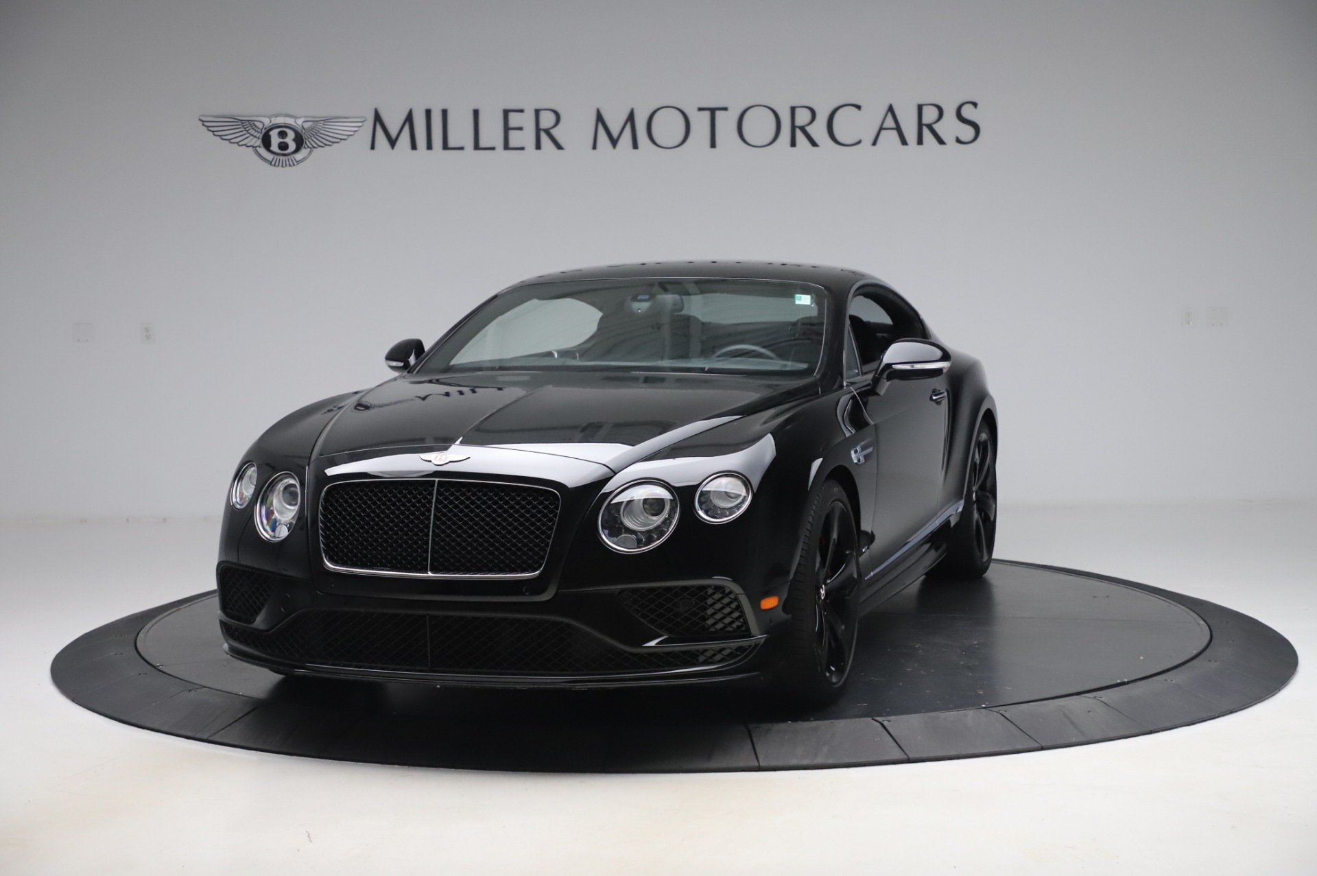 Used 2017 Bentley Continental GT V8 S for sale $133,900 at Pagani of Greenwich in Greenwich CT 06830 1