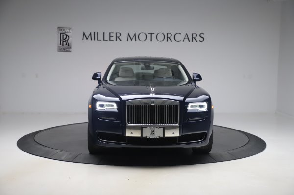 Used 2016 Rolls-Royce Ghost for sale $173,900 at Pagani of Greenwich in Greenwich CT 06830 10