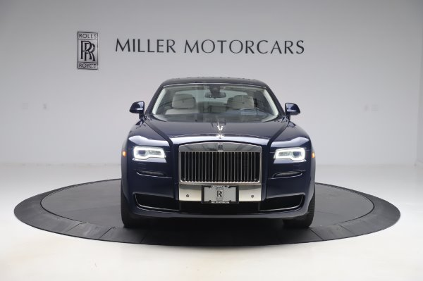 Used 2016 Rolls-Royce Ghost for sale $173,900 at Pagani of Greenwich in Greenwich CT 06830 2