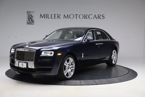 Used 2016 Rolls-Royce Ghost for sale $173,900 at Pagani of Greenwich in Greenwich CT 06830 3