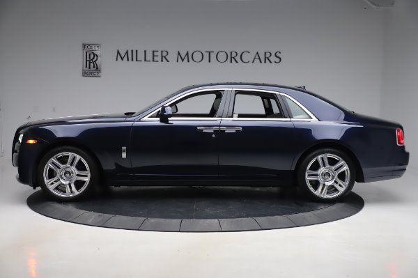 Used 2016 Rolls-Royce Ghost for sale $173,900 at Pagani of Greenwich in Greenwich CT 06830 4