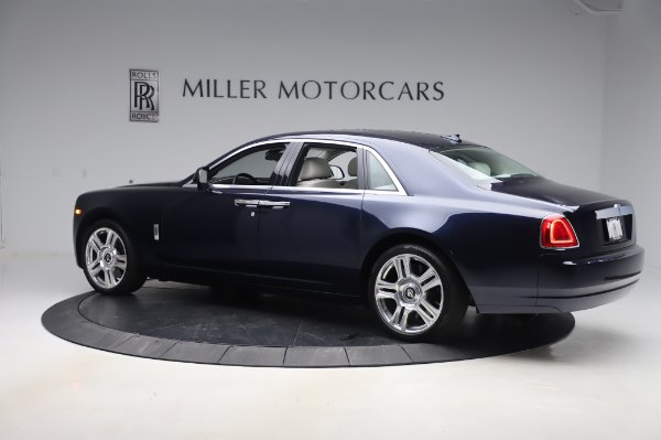 Used 2016 Rolls-Royce Ghost for sale $173,900 at Pagani of Greenwich in Greenwich CT 06830 5