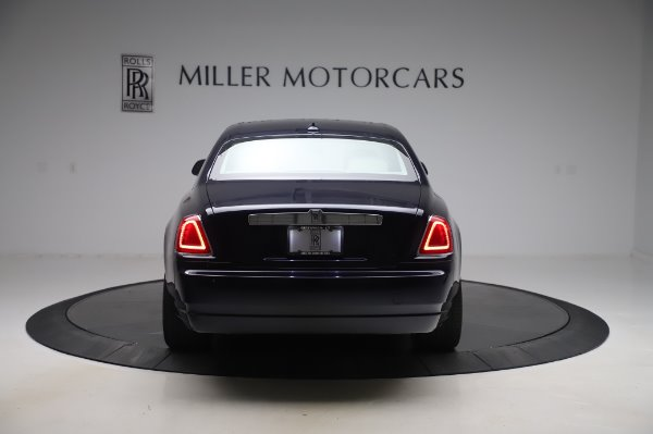 Used 2016 Rolls-Royce Ghost for sale $173,900 at Pagani of Greenwich in Greenwich CT 06830 6