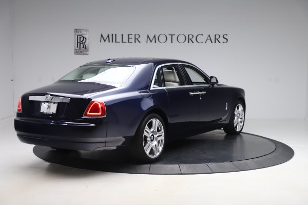 Used 2016 Rolls-Royce Ghost for sale $173,900 at Pagani of Greenwich in Greenwich CT 06830 7