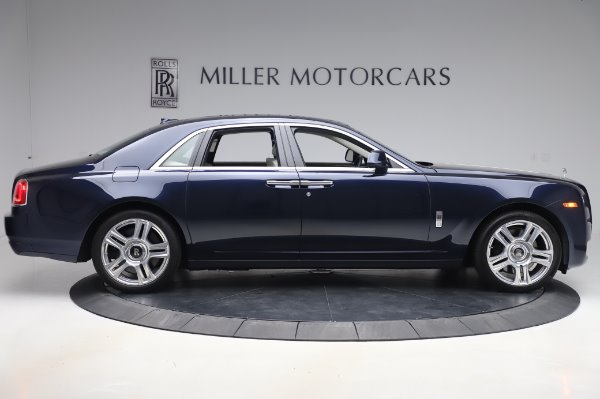 Used 2016 Rolls-Royce Ghost for sale $173,900 at Pagani of Greenwich in Greenwich CT 06830 8