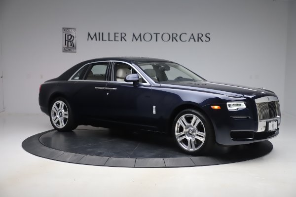 Used 2016 Rolls-Royce Ghost for sale $173,900 at Pagani of Greenwich in Greenwich CT 06830 9