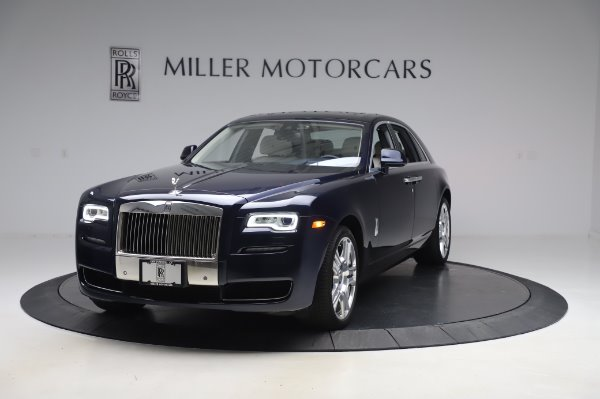 Used 2016 Rolls-Royce Ghost for sale $173,900 at Pagani of Greenwich in Greenwich CT 06830 1