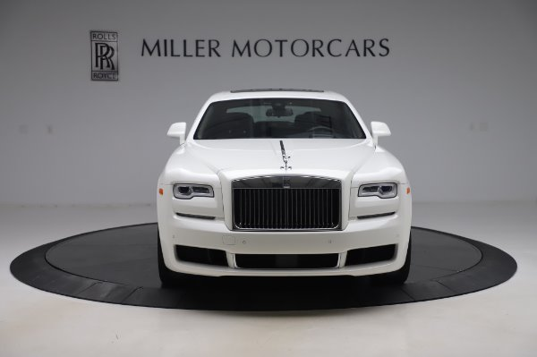 Used 2018 Rolls-Royce Ghost for sale $247,900 at Pagani of Greenwich in Greenwich CT 06830 2