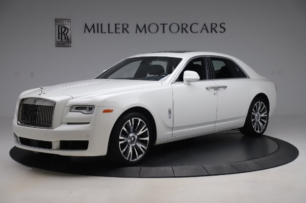 Used 2018 Rolls-Royce Ghost for sale $247,900 at Pagani of Greenwich in Greenwich CT 06830 3