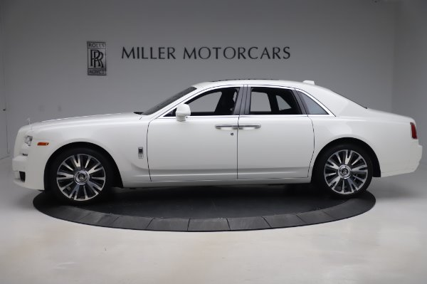 Used 2018 Rolls-Royce Ghost for sale $247,900 at Pagani of Greenwich in Greenwich CT 06830 4