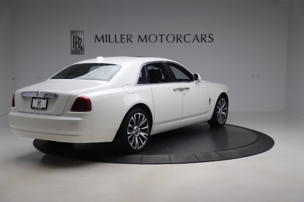 Used 2018 Rolls-Royce Ghost for sale $247,900 at Pagani of Greenwich in Greenwich CT 06830 7