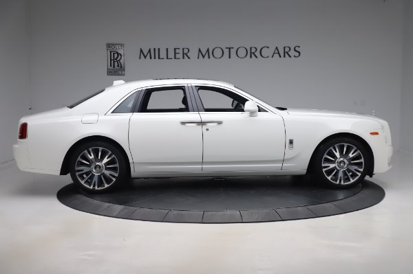 Used 2018 Rolls-Royce Ghost for sale $247,900 at Pagani of Greenwich in Greenwich CT 06830 8