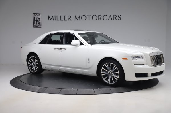 Used 2018 Rolls-Royce Ghost for sale $247,900 at Pagani of Greenwich in Greenwich CT 06830 9