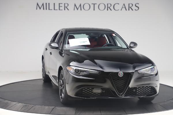 New 2020 Alfa Romeo Giulia Q4 for sale $48,445 at Pagani of Greenwich in Greenwich CT 06830 11