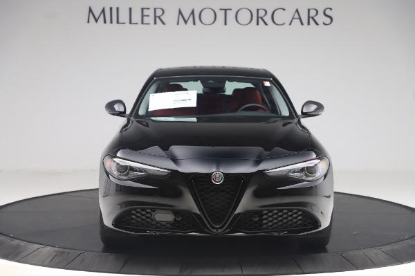 New 2020 Alfa Romeo Giulia Q4 for sale $48,445 at Pagani of Greenwich in Greenwich CT 06830 12