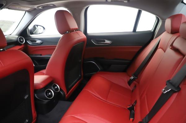 New 2020 Alfa Romeo Giulia Q4 for sale $48,445 at Pagani of Greenwich in Greenwich CT 06830 19