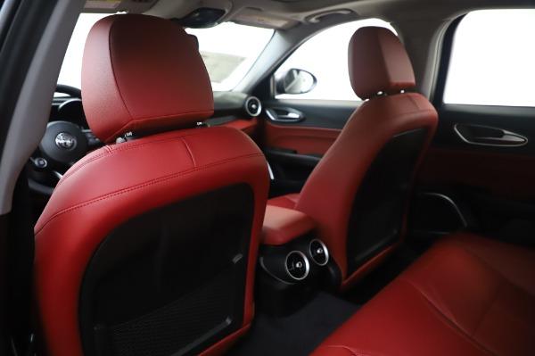 New 2020 Alfa Romeo Giulia Q4 for sale $48,445 at Pagani of Greenwich in Greenwich CT 06830 20